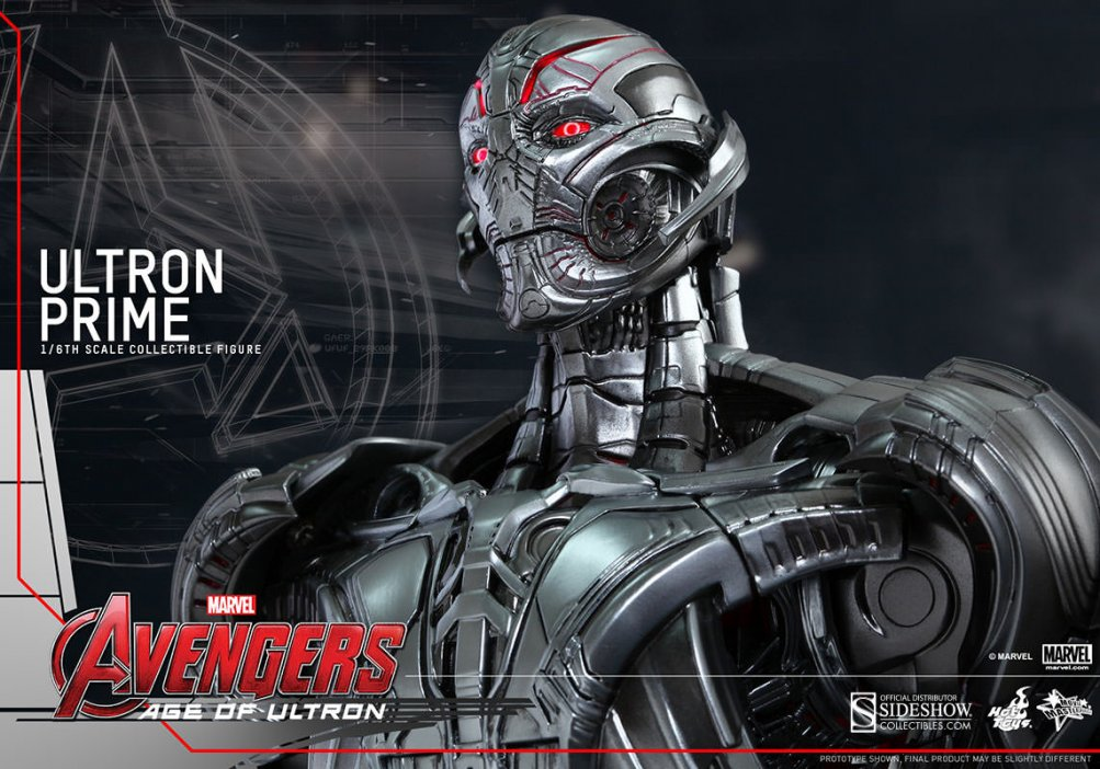 Avengers 2 l'action figure di Ultron