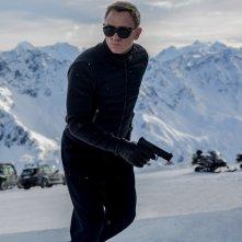 Spectre: la prima immagine di Daniel Craig nel film