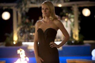 Mortdecai: Gwyneth Paltrow è Johanna in una scena del film