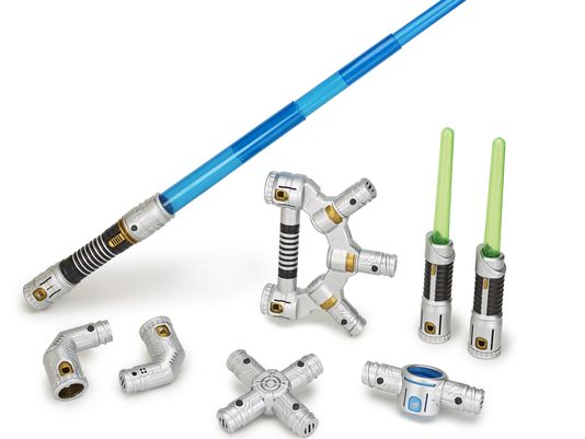 Star Wars - le lightsaber giocattolo