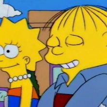 I Simpson: una scena dell'episodio Io amo Lisa