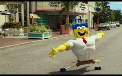 Clip 'Cannone' - SpongeBob - Fuori dall'acqua