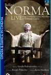 Locandina di Opera & Dance in Cinema Live - Norma
