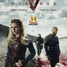 Vikings: un manifesto per la terza stagione