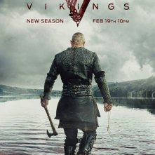 Vikings: un manifesto per la terza stagione della serie