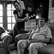 Javier Zanetti: Capitano da Buenos Aires, papà Rodolfo Zanetti sul set del documentario