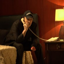 John Cusack in una scena del thriller 'Motel'