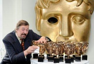 BAFTA 2015: presentatore extraordinaire, Stephen Fry