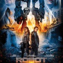 Locandina di Robot Overlords