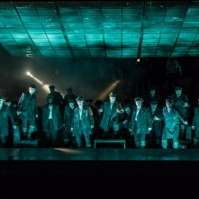 Royal Opera House - L'Olandese Volante: una scena