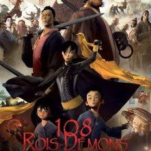 Locandina di 108 Rois-Démons