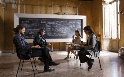 Le leggi del desiderio: l'incontro con Silvio Muccino