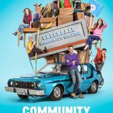 Community: una locandina per la sesta stagione