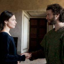 Maraviglioso Boccaccio: Jasmine Trinca e Josafat Vagni in una scena