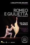 Locandina di Il balletto del Bolshoi - Romeo e Giulietta
