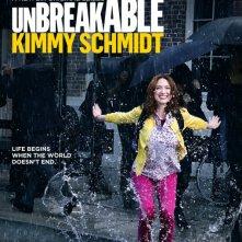 Unbreakable Kimmy Schmidt: la locandina della serie