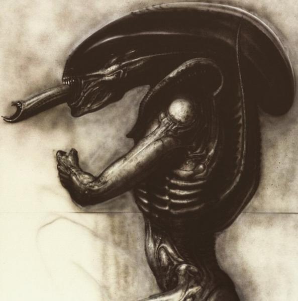 Aliwn: il concept design di Neill Blomkamp per il serquel