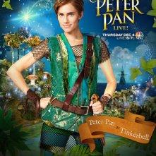 Locandina di Peter Pan Live!