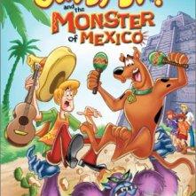 Locandina di Scooby Doo e il terrore del Messico