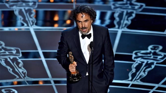 Alejandro Gonzalez Inarritu Best Director Oscar