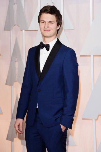 Ansel Elgort agli Oscar 2015