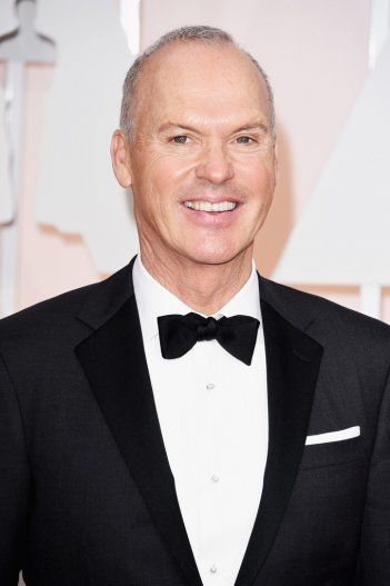 Oscar 2015 - Michael Keaton sul red carpet