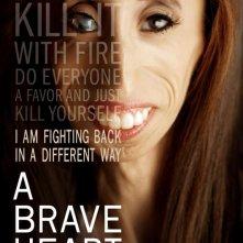 Locandina di A Brave Heart: The Lizzie Velasquez Story