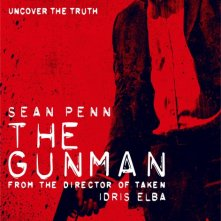 The Gunman: il character poster di Idris Elba