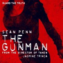 The Gunman: il character poster di Jasmine Trinca