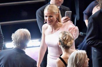 Gwyneth Paltrow agli Oscar 2015