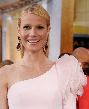 Gwyneth Paltrow sul tappeto rosso degli Oscar 2015