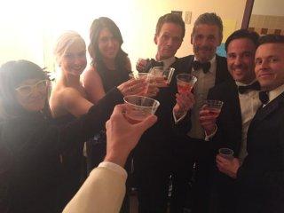 Oscar 2015: il brindisi di Neil Patrick Harris