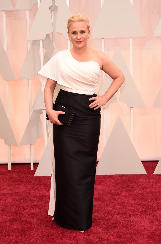 Oscar 2015 - Patricia Arquette sul red carpet