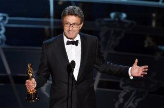 Pawel Pawlikowski premiato con l'Oscar per Ida nel 2015