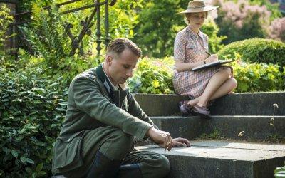 Suite francese: Michelle Williams e Matthias Schoenaerts nella love story tratta dalla Némirovsky
