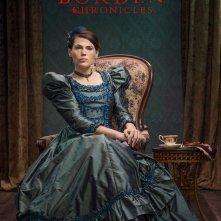The Lizzie Borden Chronicles: un poster promozionale per la prima stagione