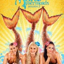Mako Mermaids: una locandina per la serie