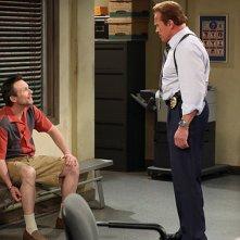 Due uomini e mezzo: una scena dell'episodio Of Course He's Dead