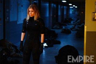 Fantastic 4 - I Fantastici Quattro: Kate Mara in tenuta da supereroina