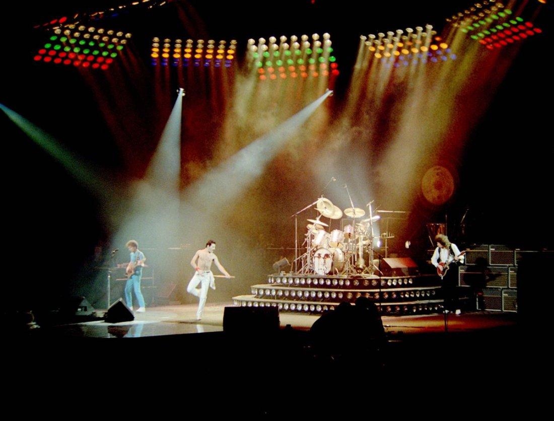 Foto Queen Rock Montreal 3