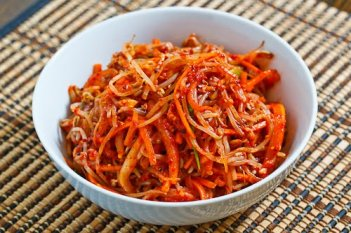Kimchi - specialità coreana
