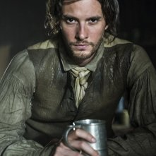 Sons of Liberty: Ben Barnes in un'immagine della mini serie