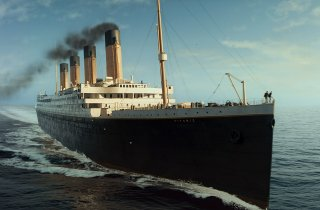 Titanic: lo spettacolare long shot di James Cameron