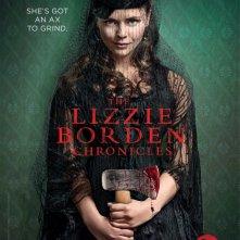 The Lizzie Borden Chronicles: Christina Ricci in una locandina della serie