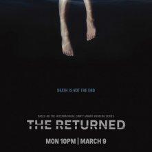 The Returned: la locandina della serie