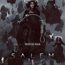 Salem: le protagoniste della serie nel poster della seconda stagione
