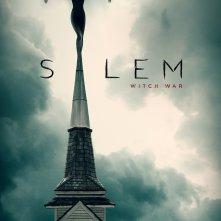 Salem: uno dei poster della seconda stagione della serie di WGN America