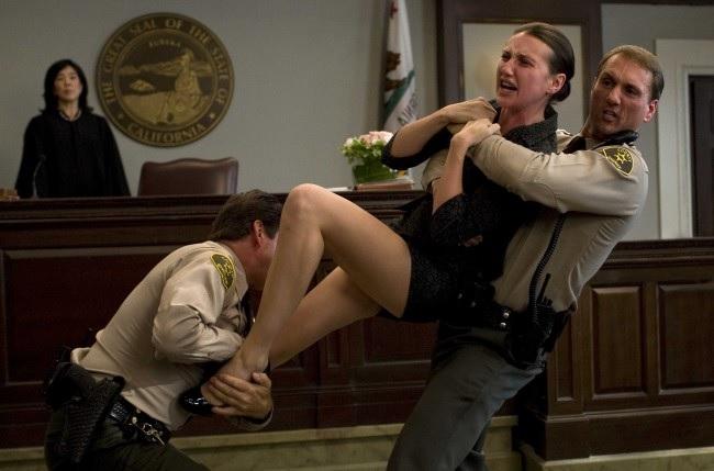Una scena di The trials of Cate McCall