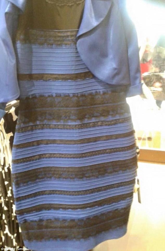The Dress - il vestito che ha fatto impazzire i social