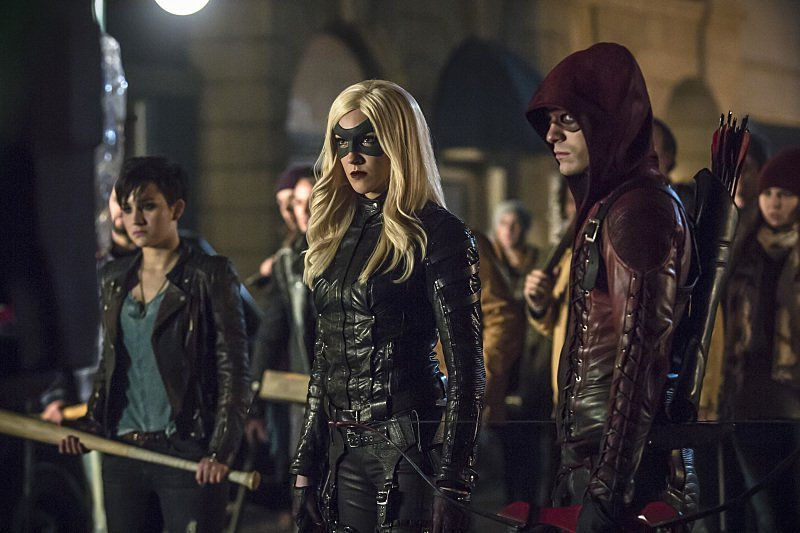 Arrow Season 3 Episode 12 Black Canary Arsenal And Citizens